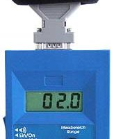 Measurement equipment for electric alternating fields
