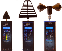 Measurement equipment for high frequent electromagnetic fields