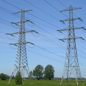 Radiation of power lines, transformers, etc.