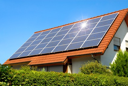 To lower the exposure to radiation of solar panels, digi boards, chargers of cell phones, etc.
