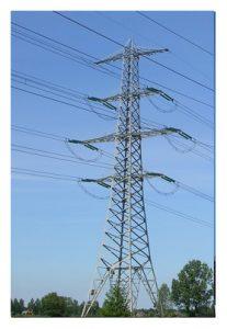 hoogspanningsmast-stralingmeten