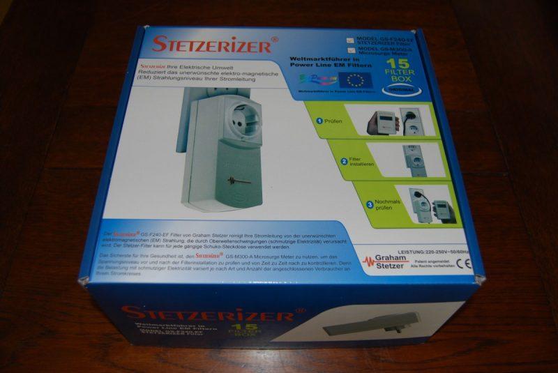 Box of 15 Stetzerizer netfilters