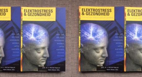 "Book ""Electrostress & Health"" (Dutch) - Prof. dr. ir. Michiel Haas"